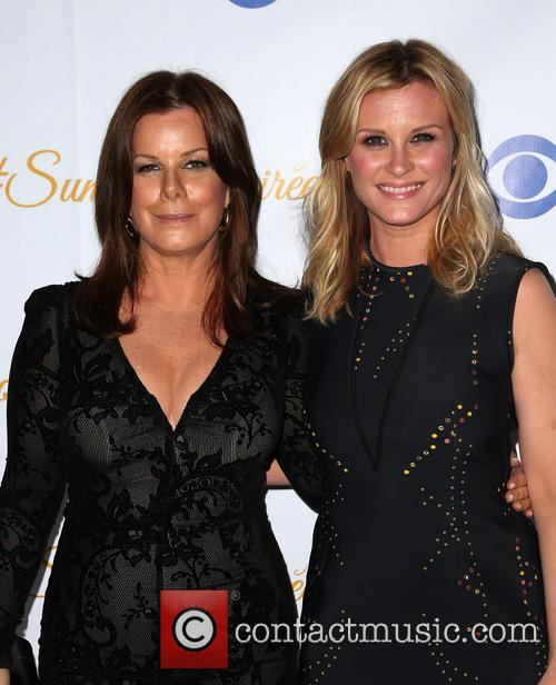 Marcia Gay Harden and Bonnie Somerville 6