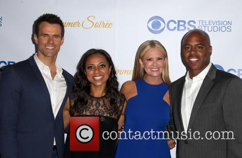 Cameron Mathison, Nischelle Turner, Nancy O'dell and Kevin Frazer 7