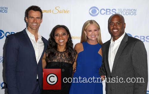 Cameron Mathison, Nischelle Turner, Nancy O'dell and Kevin Frazer 1