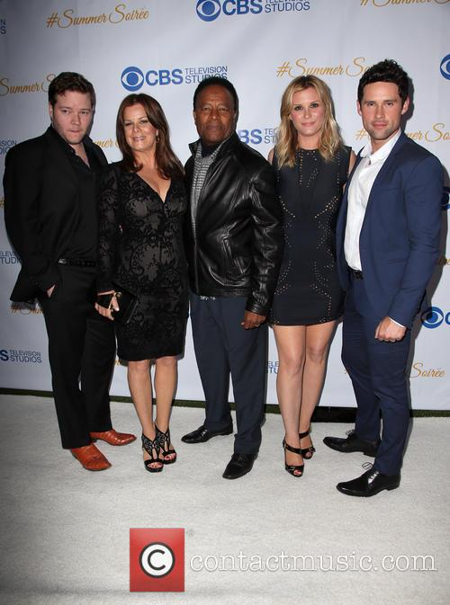Harry Ford, Marcia Gay Harden, William Allen Young, Bonnie Somerville and Ben Hollingsworth 4