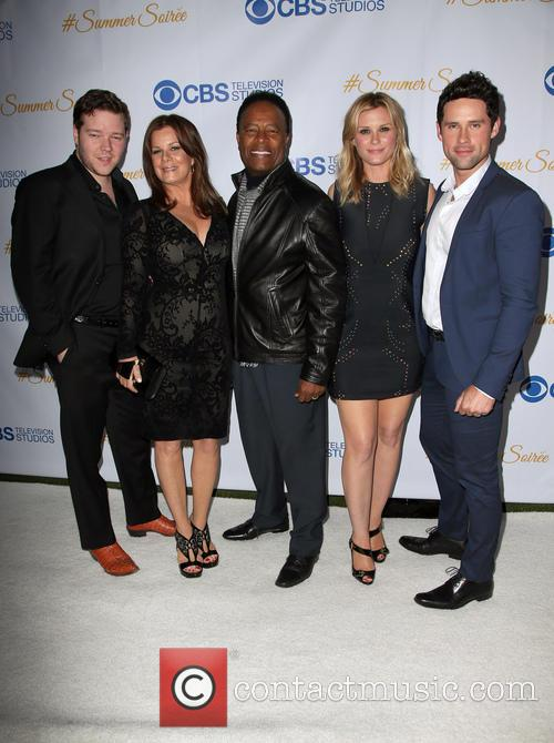 Harry Ford, Marcia Gay Harden, William Allen Young, Bonnie Somerville and Ben Hollingsworth 5