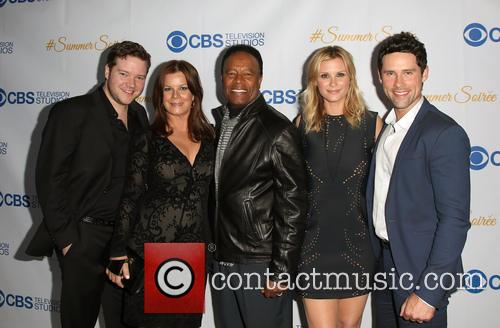 Harry Ford, Marcia Gay Harden, William Allen Young, Bonnie Somerville and Ben Hollingsworth 1