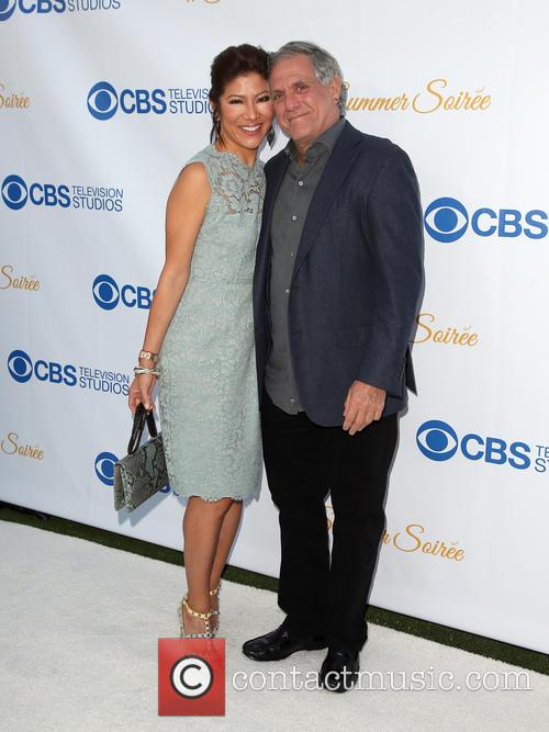 Julie Chen and Les Moonves 4