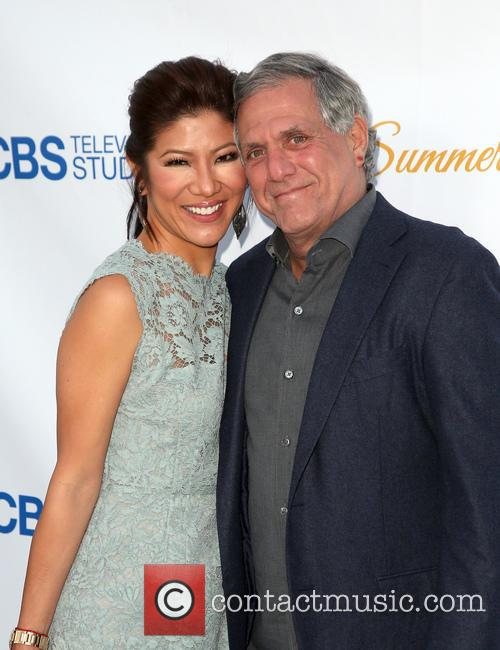 Julie Chen and Les Moonves 5