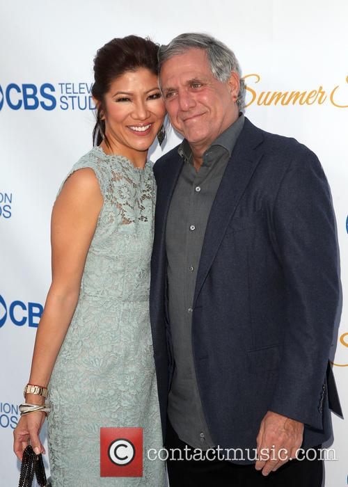 Julie Chen and Les Moonves 6