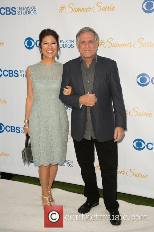Julie Chen and Leslie Moonves 2
