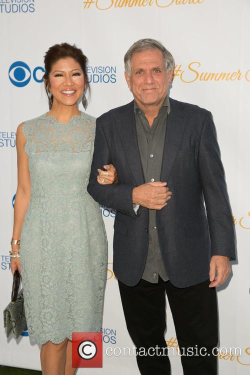 Julie Chen and Leslie Moonves 3