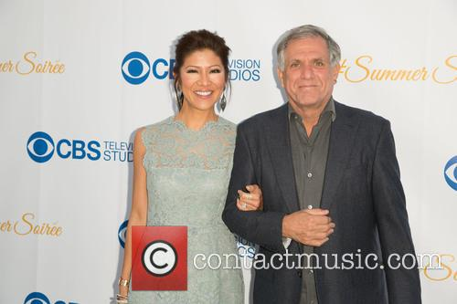 Julie Chen and Leslie Moonves 4