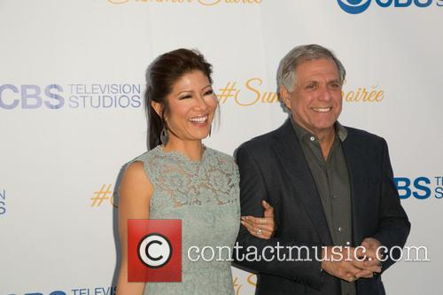 Julie Chen and Leslie Moonves 10