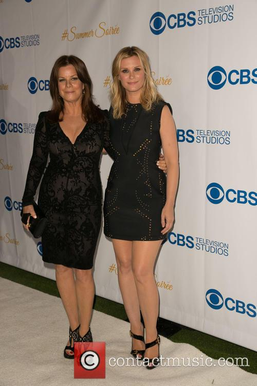 Marcia Gay Harden and Bonnie Somerville 4
