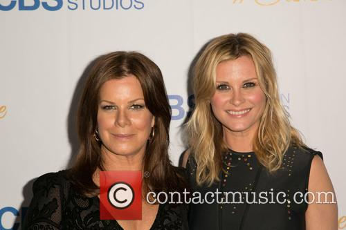 Marcia Gay Harden and Bonnie Somerville 7