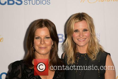 Marcia Gay Harden and Bonnie Somerville 1
