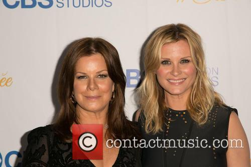 Marcia Gay Harden and Bonnie Somerville 8