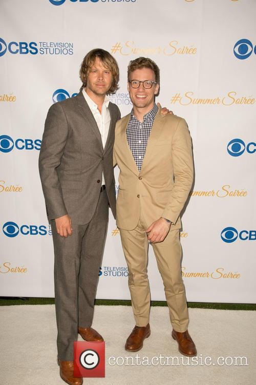 Eric Christian Olsen and Barrett Foa 2