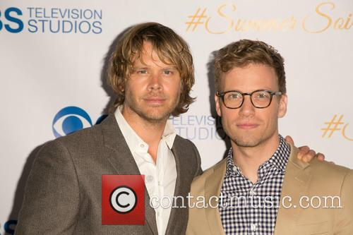 Eric Christian Olsen and Barrett Foa 3