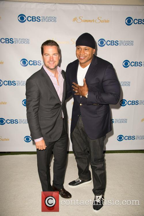 Chris O'donnell and Ll Cool J 8