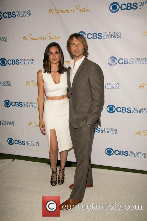 Daniela Ruah and Eric Christian Olsen 2