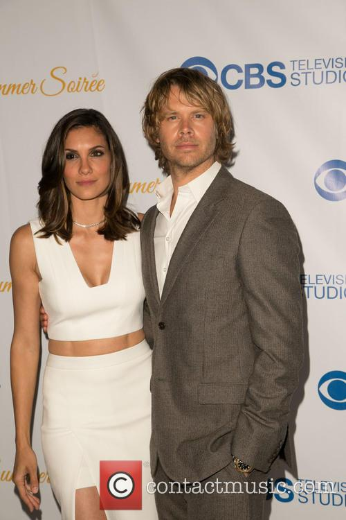 Daniela Ruah and Eric Christian Olsen 3