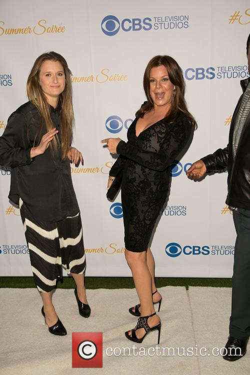 Grace Gummer and Marcia Gay Harden 4