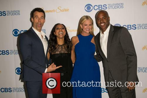 Cameron Mathison, Nischelle Turner, Nancy O'dell and Kevin Frazier 4