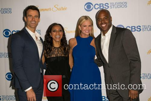 Cameron Mathison, Nischelle Turner, Nancy O'dell and Kevin Frazier 5