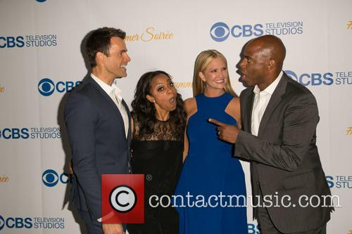 Cameron Mathison, Nischelle Turner, Nancy O'dell and Kevin Frazier 6
