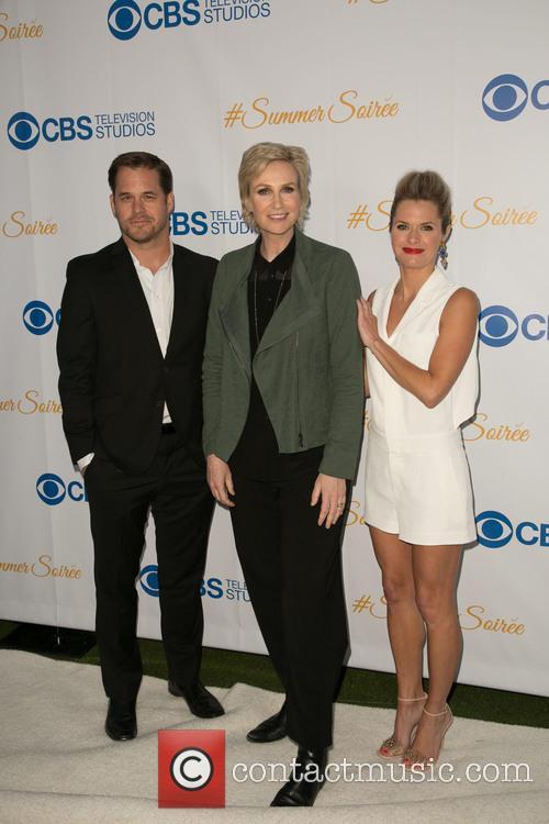 Kyle Bornheimer, Jane Lynch and Maggie Lawson 2