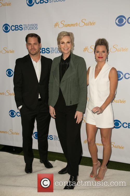 Kyle Bornheimer, Jane Lynch and Maggie Lawson 3