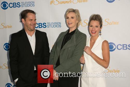 Kyle Bornheimer, Jane Lynch and Maggie Lawson 5