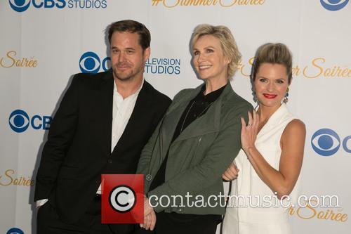 Kyle Bornheimer, Jane Lynch and Maggie Lawson 6