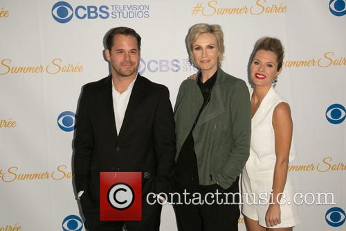 Kyle Bornheimer, Jane Lynch and Maggie Lawson 10