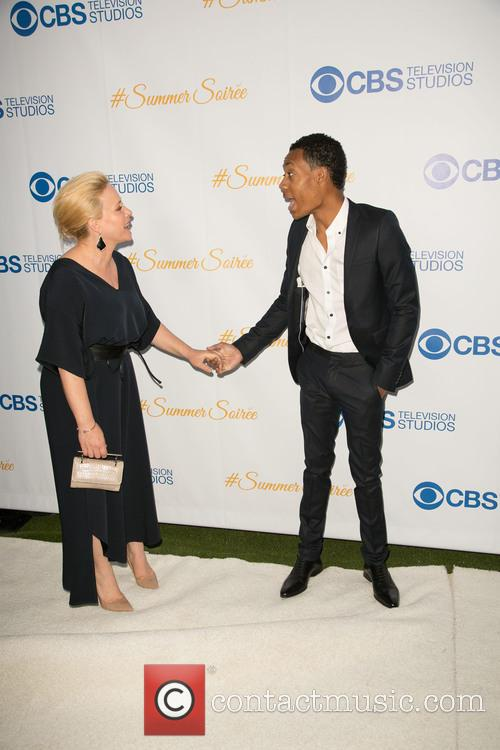 Patricia Arquette and Tyler James Williams 7