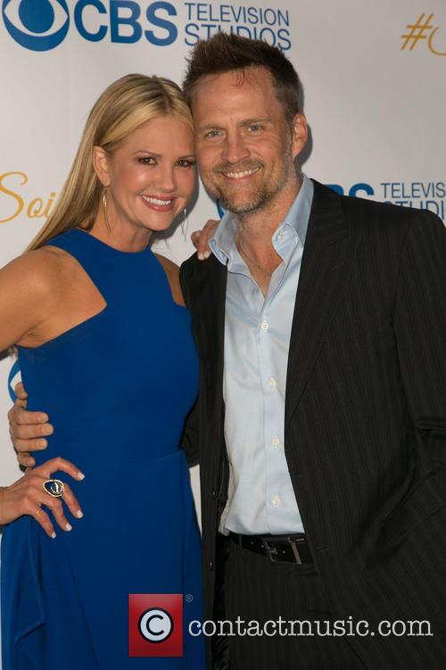 Nancy O'dell and Guest 8