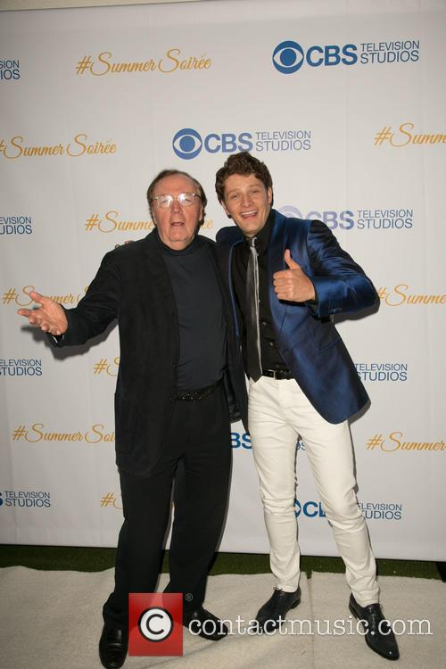 James Patterson and Brett Dier 2
