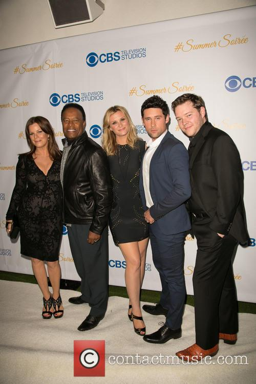 Marcia Gay Harden, William Allen Young, Bonnie Somerville, Ben Hollingsworth and Harry Ford 11