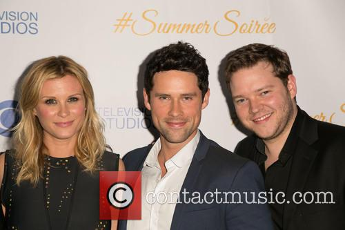 Bonnie Somerville, Ben Hollingsworth and Harry Ford 2
