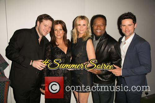 Harry Ford, Marcia Gay Harden, Bonnie Somerville, William Allen Young and Ben Hollingsworth 5