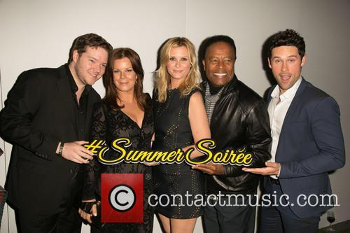 Harry Ford, Marcia Gay Harden, Bonnie Somerville, William Allen Young and Ben Hollingsworth 1