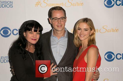 Pauley Perrette, Sean Murray and Emily Wickersham 1