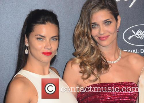 Adriana Lima and Guest 2