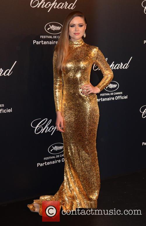 68th Annual CFF - Chopard Gold Party -...
