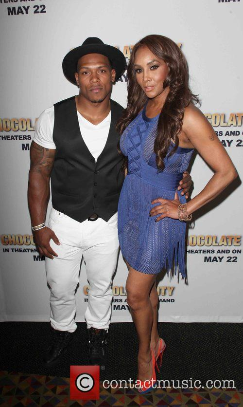 Bolo The Entertainer and Vivica A. Fox 2