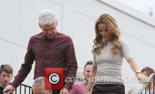 Amanda Holden and Phillip Schofield 4
