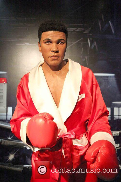Wax figure at Madame Tussauds