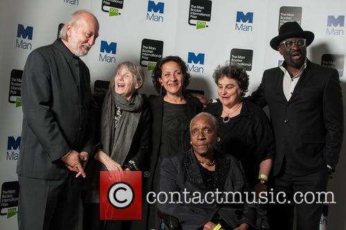 Laszlo Krasznahorkai, Fanny Howe, Hoda Barakat, Maryse Conde, Marlene Van Niekerk and Alain Mabanckou 6