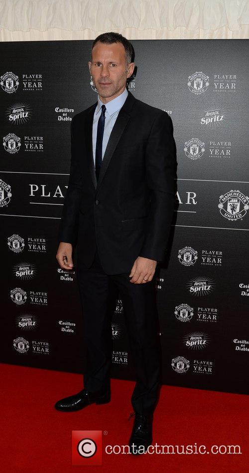 Manchester United Player of the Year Awards 2015