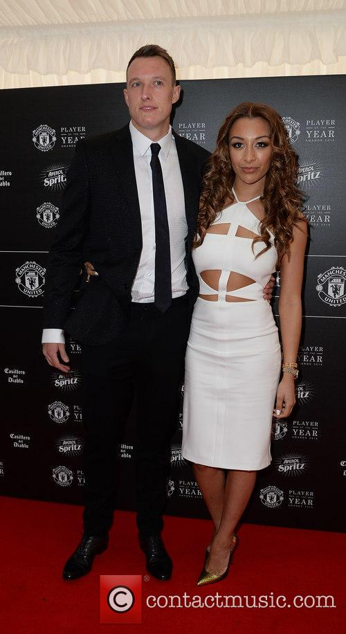 Manchester United, Phil Jones and Kaya Hall 11
