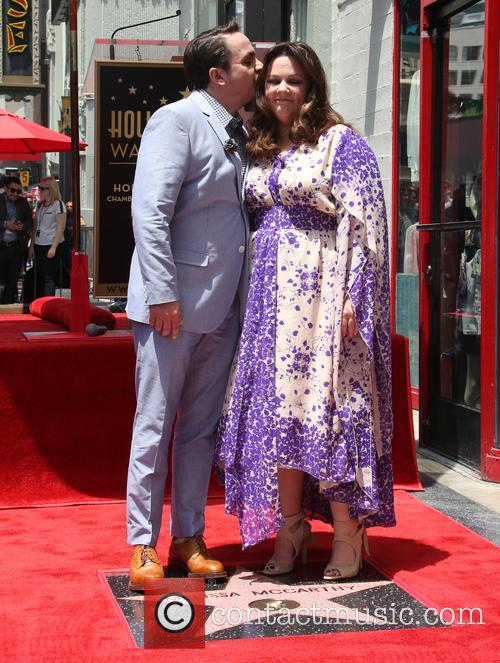 Ben Falcone and Melissa Mccarthy 3
