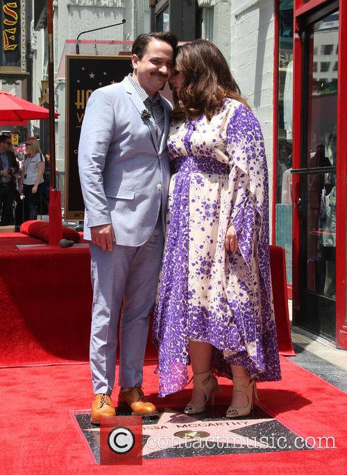 Ben Falcone and Melissa Mccarthy 4