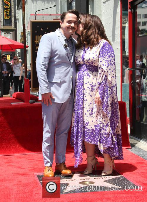 Ben Falcone and Melissa Mccarthy 6